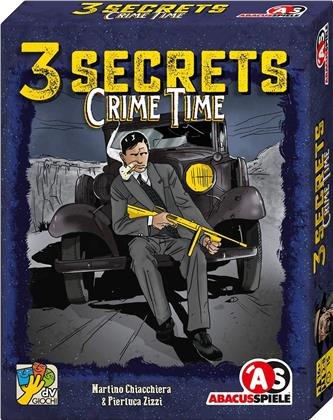 3 Secrets - Crime Time