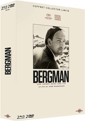 Bergman - Une année dans une vie (2018) (Collector's Edition, Edizione Limitata, 2 Blu-ray + 2 DVD)