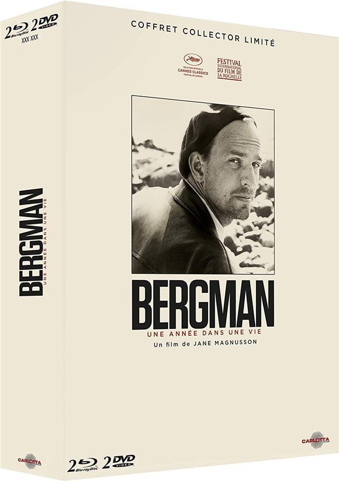 Bergman - Une année dans une vie (2018) (Collector's Edition, Limited Edition, 2 Blu-rays + 2 DVDs)