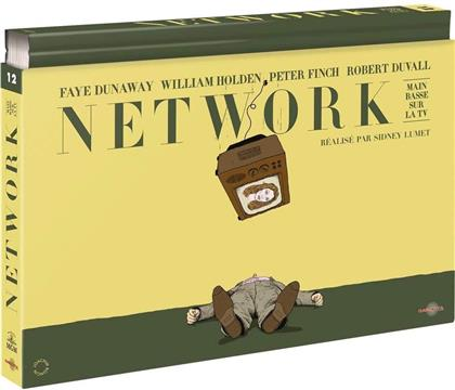 Network - Main basse sur la TV (1976) (Collector's Edition, Limited Edition, Blu-ray + 2 DVDs + Buch)