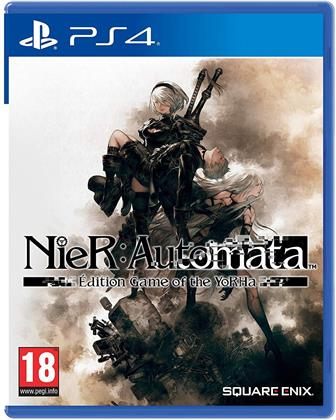 NieR - Automata Game of the YoRHa Edition