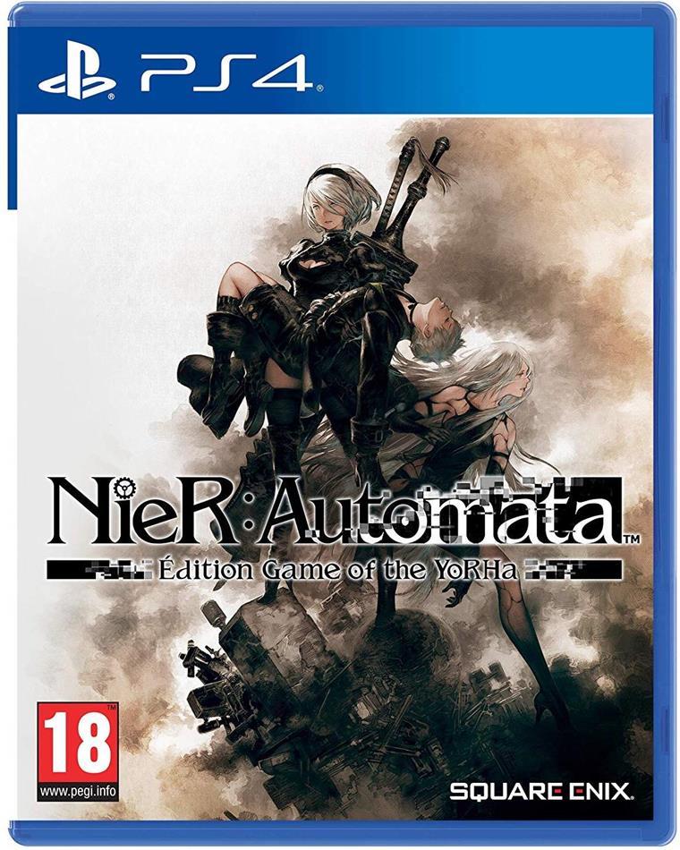 NieR - Automata Game of the YoRHa Edition