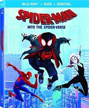 Spider-Man - Into The Spider-Verse (2018) (Blu-ray + DVD)