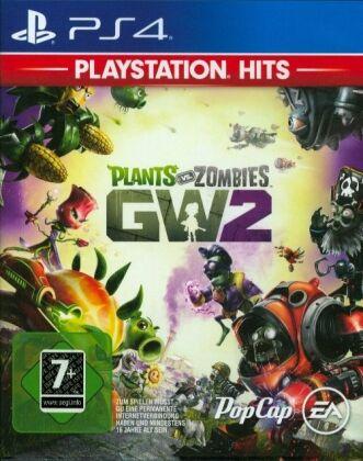 PlayStation Hits: Plants vs. Zombies - Garden Warfare 2