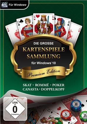 Die große Kartenspielesammlung für Windows 10 - (Édition Premium)
