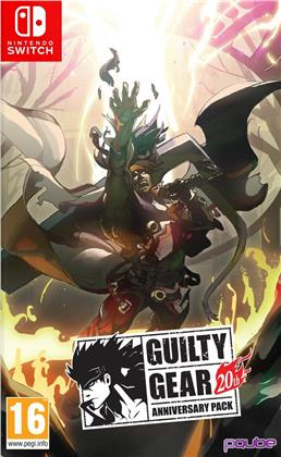 Guilty Gear 20th Anniversary (Day One Edition)