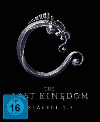 The Last Kingdom - Staffel 1-3 (10 Blu-rays)