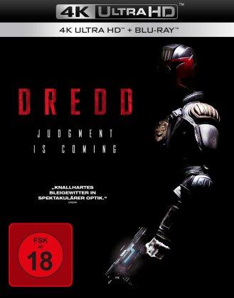 Dredd (2012) (4K Ultra HD + Blu-ray)