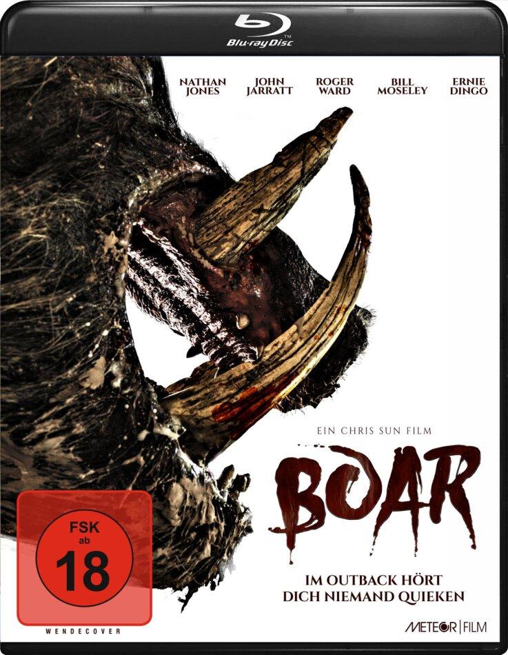 Boar (2017) (Uncut)