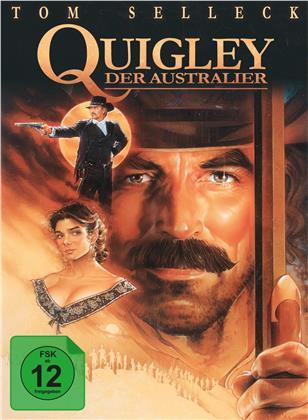 Quigley der Australier (1990) (Limited Edition, Mediabook, Blu-ray + DVD)