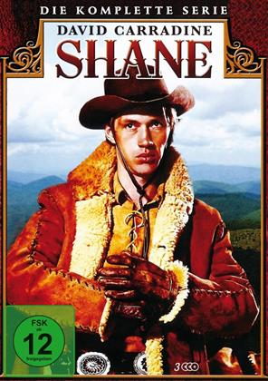 Shane (1966) (3 DVDs)