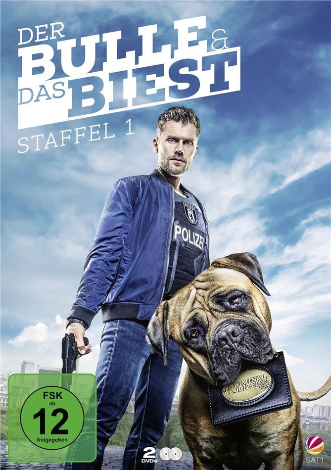 Der Bulle & das Biest - Staffel 1 (2 DVDs)