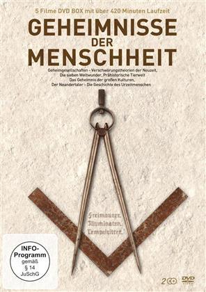 Geheimnisse der Menschheit (2009) (2 DVDs)