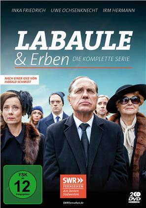 Labaule und Erben - Die komplette TV-Saga (Fernsehjuwelen, 2 DVDs)