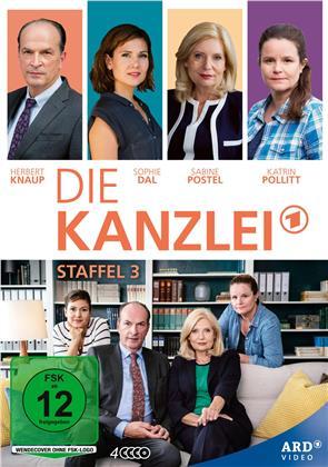 Die Kanzlei - Staffel 3 (3 DVDs)