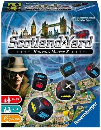 Scotland Yard - Das Würfelspiel (Spiel)