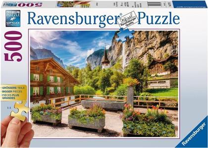 Lauterbrunnen - 500 Teile Puzzle