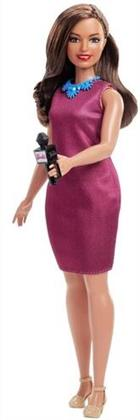 Barbie 60th Anniversary Journalistin Puppe (Anniversary Edition)