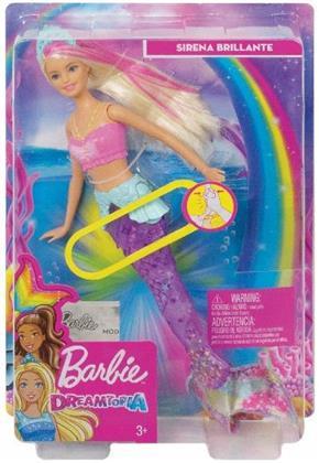 Barbie Dreamtopia Glitzerlicht Meerjungfrau (mit Licht)