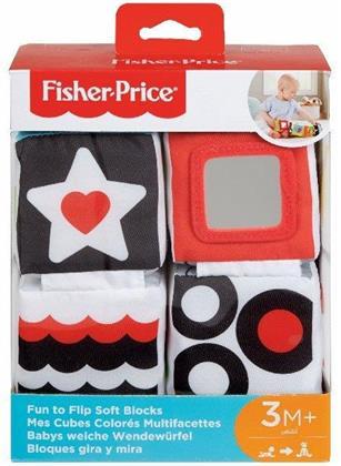 Fisher-Price Babys weiche Wendewürfel