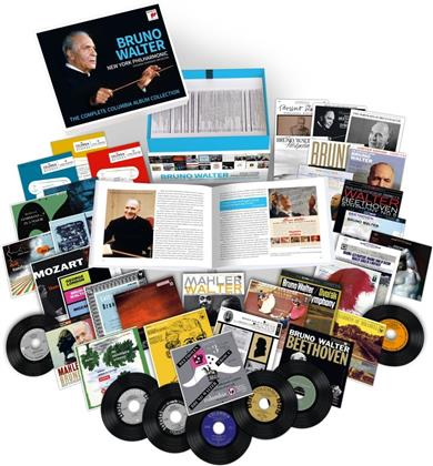 Bruno Walter - Complete Album Collection (77 CDs)