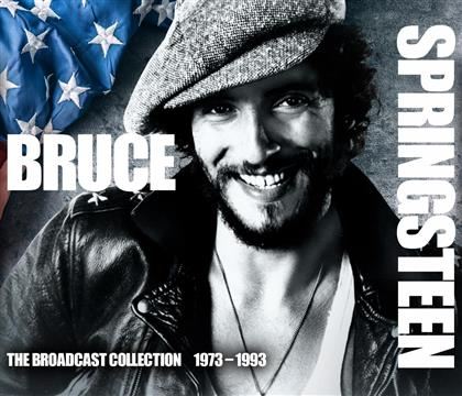 Bruce Springsteen - The Broadcast Collection 1973-93 (5 CDs)