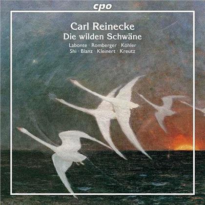 Kirsten Labonte, Gerhild Romberger, Carl Heinrich Reinecke (1824-1910), Peter Kreutz & Schwanen Ensemble - Die wilden Schwäne op. 164