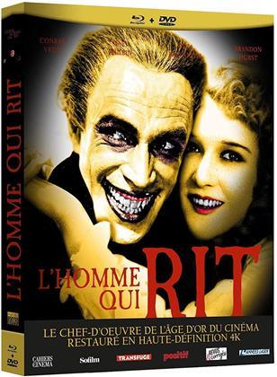 L'homme qui rit (1928) (Blu-ray + DVD)