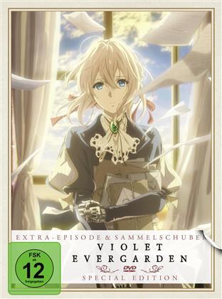 Violet Evergarden - Extra - Episode (OVA) (+ Sammelschuber, Limited Edition, Special Edition)