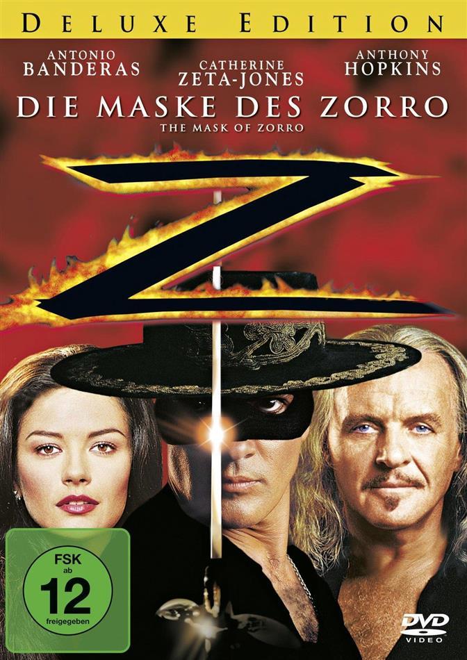 Die Maske des Zorro (1998) (Deluxe Edition)