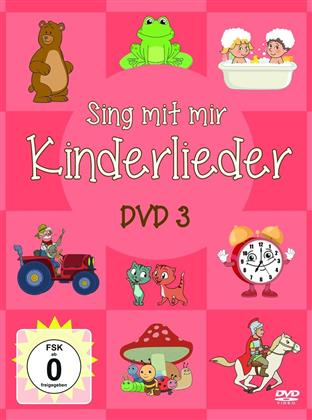 Kalle Klang & Die Flohtöne - Sing mit mir Kinderlieder 3