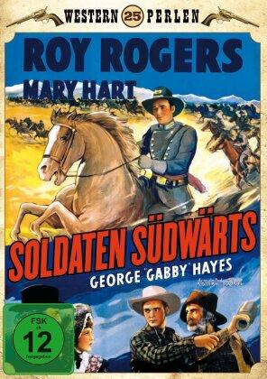Soldaten Südwärts (Western Perlen, s/w)