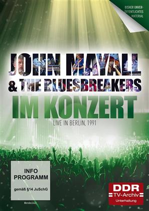 John Mayall & The Bluesbreakers - Im Konzert - Live in Berlin, 1991