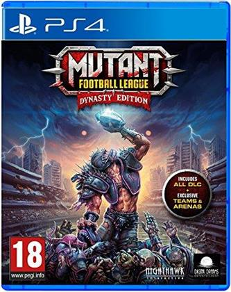 Mutant Football League - (Dynasty Edition)