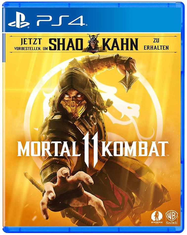 Mortal Kombat 11 (German Edition)