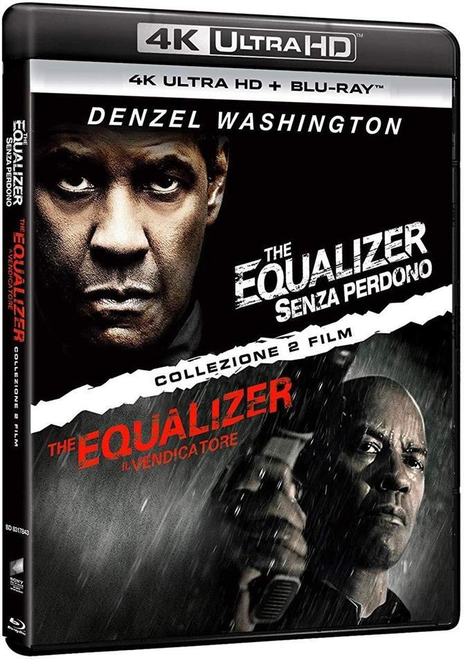 The Equalizer 1 & 2 - Collezione 2 Film (2 4K Ultra HDs + 2 Blu-ray)