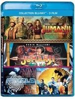 Jumanji Games Collection (3 Blu-ray)