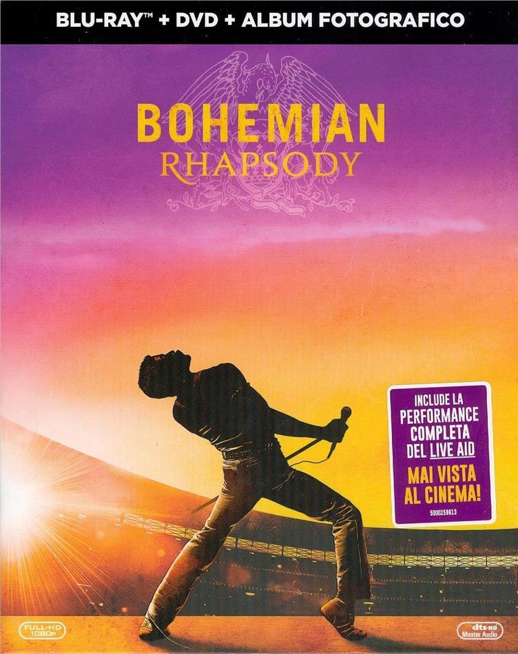 Bohemian Rhapsody (2018) (Digipack, Blu-ray + DVD)