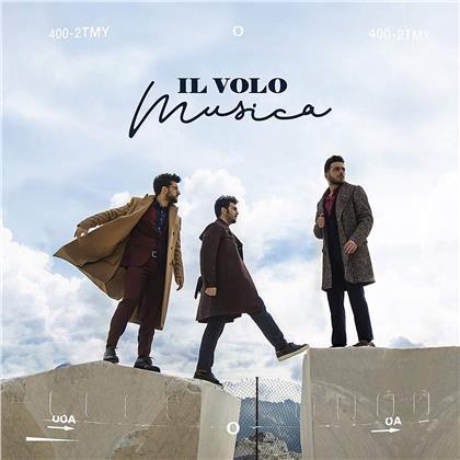 Il Volo - Musica (Digipack, Deluxe Hardcover Edition)