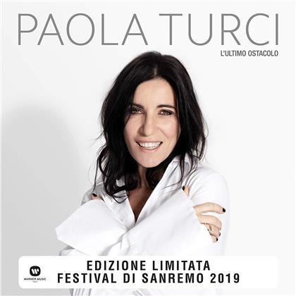 """Paola Turci - L'Ultimo Ostacolo (Limited Edition, 7"""" Single)"""