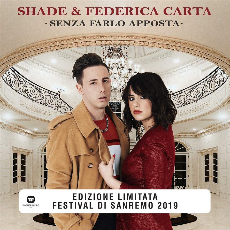 "Shade & Federica Carta - Senza Farlo Apposta (Limited Edition, 7"" Single)"