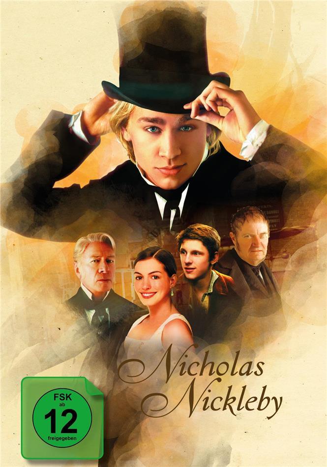 Nicholas Nickleby (2002) (Limited Edition, Mediabook, 2 Blu-rays)