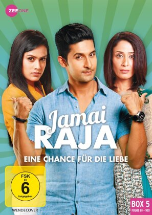Eine Chance für die Liebe - Jamai Raja - Box 5 (3 DVDs)