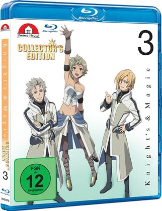 Knight's & Magic - Vol. 3 (Collector's Edition, Limited Edition)