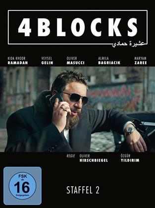 4 Blocks - Staffel 2 (FSK 16, 3 DVDs)