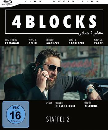 4 Blocks - Staffel 2 (FSK 16, 2 Blu-rays)