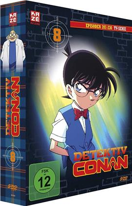 Detektiv Conan - Box 8 (5 DVDs)
