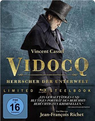 Vidocq - Herrscher der Unterwelt (2018) (Limited Edition, Steelbook)