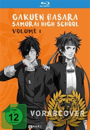 Gakuen Basara - Samurai High School (Spin-off) - Vol. 1