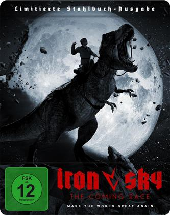 Iron Sky 2 - The Coming Race (2019) (Steelbook)